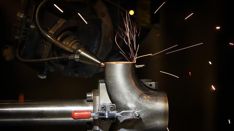 Schligler découpage laser 5 axes savoir faire